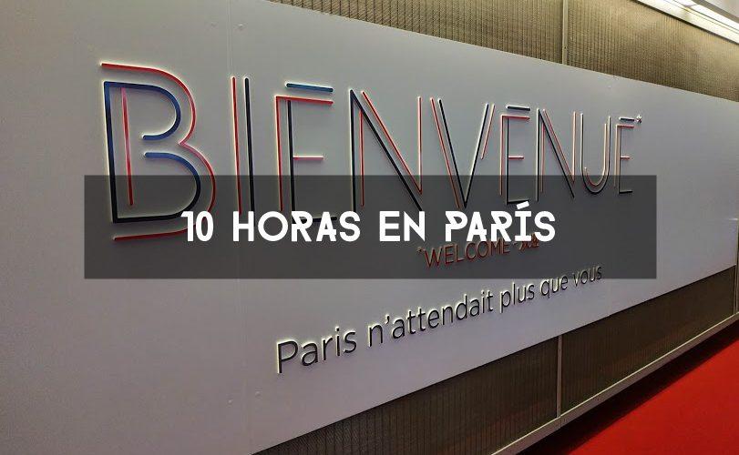 10 horas en París