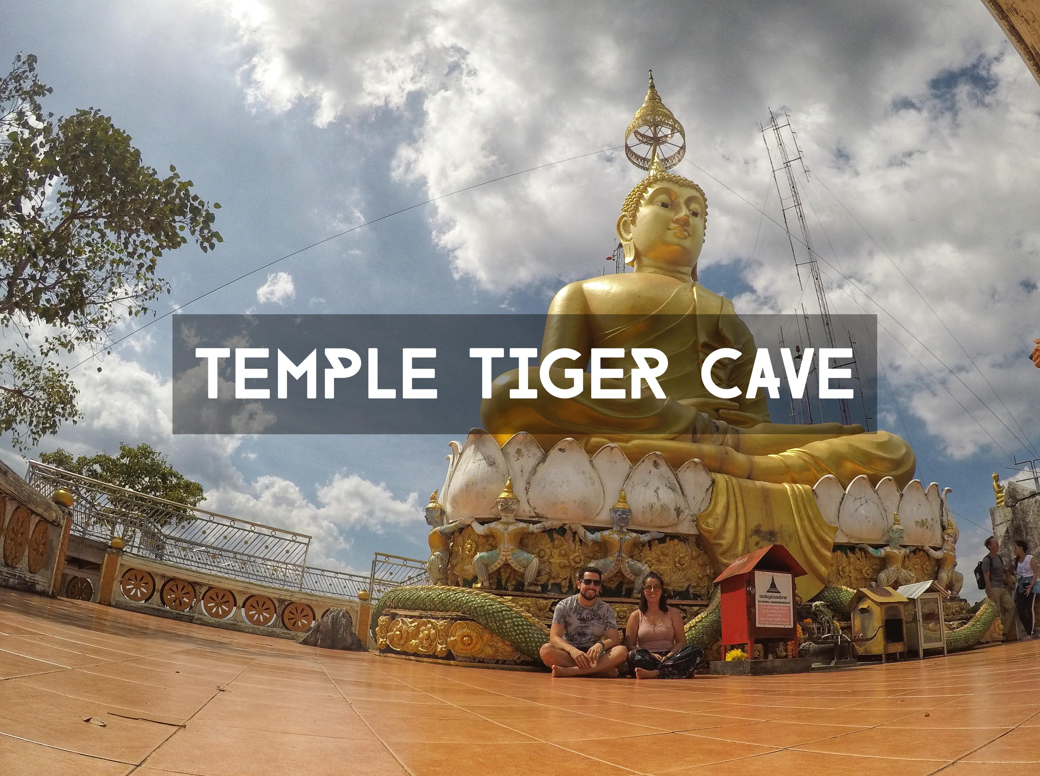 Templo cueva del tigre